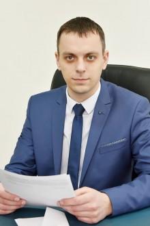 Главный врач Ивьевской ЦРБ Глаз Иван Сергеевич